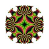 Mandala van Stiped Royalty-vrije Stock Afbeelding