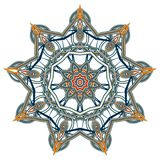Mandala variopinta di Aribic Ornamenti tribali etnici Immagine Stock Libera da Diritti