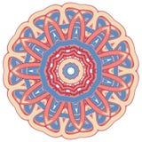 Mandala variopinta di Aribic Ornamenti tribali etnici Immagine Stock