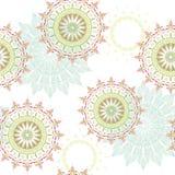 Mandala. Vector illustration. Royalty Free Stock Photo