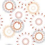 Mandala. Vector illustration. Royalty Free Stock Photography