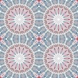 Mandala. Vector illustration. Royalty Free Stock Image