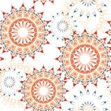 Mandala. Vector illustration. Stock Images