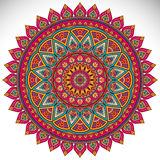 Mandala. Vector Mandala. Round ornament in ethnic style. Hand draw
