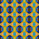 Mandala verde do caleidoscópio Imagens de Stock Royalty Free