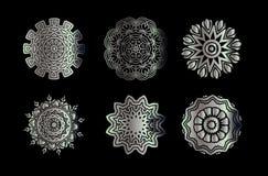 Mandala vintage decorative elements Royalty Free Stock Photo