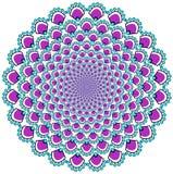 Mandala. Vintage decorative elements. Oriental pattern, vector illustration. Mandala. Vintage decorative elements. Oriental pattern, vector illustration Stock Photography