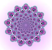 Mandala. Vintage decorative elements. Oriental pattern, vector illustration. Royalty Free Stock Photos