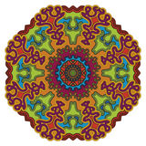 Mandala. Vintage Round Ornament Pattern. Islamic, Arabic, Indian Royalty Free Stock Photo