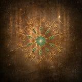 Mandala wolność Fotografia Stock