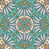 Mandala wzór Fotografia Royalty Free