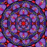 Mandala wzór Zdjęcie Stock