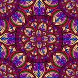 Mandala wzór Obrazy Royalty Free