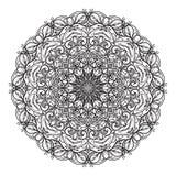 1. Mandaladesign durch SFPater vektor abbildung