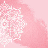 Mandalagrungebakgrund Royaltyfri Foto
