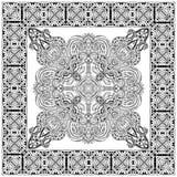 Mandalakaart Stock Afbeeldingen