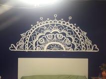 Mandalamalerei Stockbilder