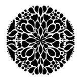 Mandalaornament, abstract patroon voor uw ontwerp Vector Illustratie