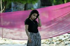 Mandalaria 'sexy' Imagens de Stock Royalty Free