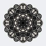 Mandalas collection. Round Ornament Pattern. Vintage decorative elements Stock Photography