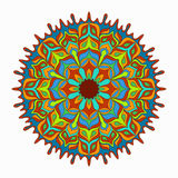Mandalas collection. Vintage decorative elements Royalty Free Stock Images