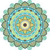 Mandalas de fleur Image stock