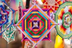 Mandalas hechas a mano Imagen de archivo libre de regalías