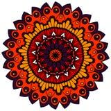 Mandalas. Vintage decorative elements. Oriental pattern, vector Stock Photos