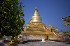 Mandalay Royalty Free Stock Photos