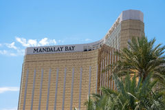 Mandalay Bay Hotel Royalty Free Stock Photo