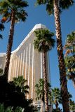 Mandalay Bay hotel & casino. Mandalay Bay resort & casino in Las Vegas,Nevada Stock Photos
