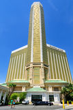Mandalay Bay Hotel in Las Vegas Stock Image