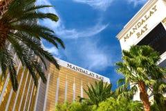 Mandalay Bay in Las Vegas Stock Photo