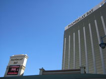 Mandalay Bay Resort and Casino in Las Vegas Stock Image