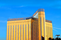Mandalay Bay Resort and Casino Stock Image