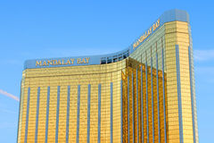 Mandalay Bay Resort and Casino stock photography