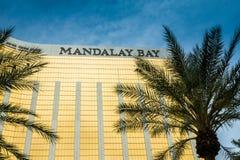 Mandalay-Bucht-Erholungsort Lizenzfreie Stockfotos