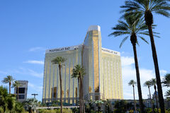 Mandalay-Bucht-Hotel Las Vegas stockfotos