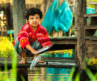 Mandalay - 5 de diciembre distribuidores autorizados en el mercado Imagen de archivo