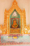 Mandalay-Hügel ` s Buddha Bild, Mandalay, Myanmar Stockfoto