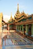 Mandalay Hill, Burma (Myanmar) Stock Photography