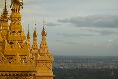 Mandalay Hill Stock Photo