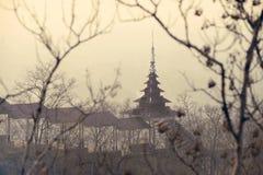 Mandalay Hill Royalty Free Stock Images