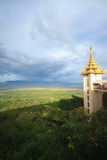 Mandalay Hill Stock Photo