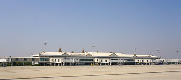 Mandalay International Airport Royalty Free Stock Photos
