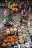 Mandalay market Stock Photo