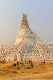 Mandalay - Mingun Stock Photo