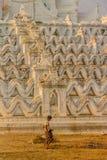 Mandalay - Mingun Stock Photos