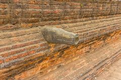 Mandalay - Mingun Royalty Free Stock Photo