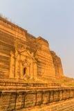 Mandalay - Mingun Royalty Free Stock Image